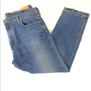 Levi Strauss & Co. 502 Medium Washed Jeans - 38/30